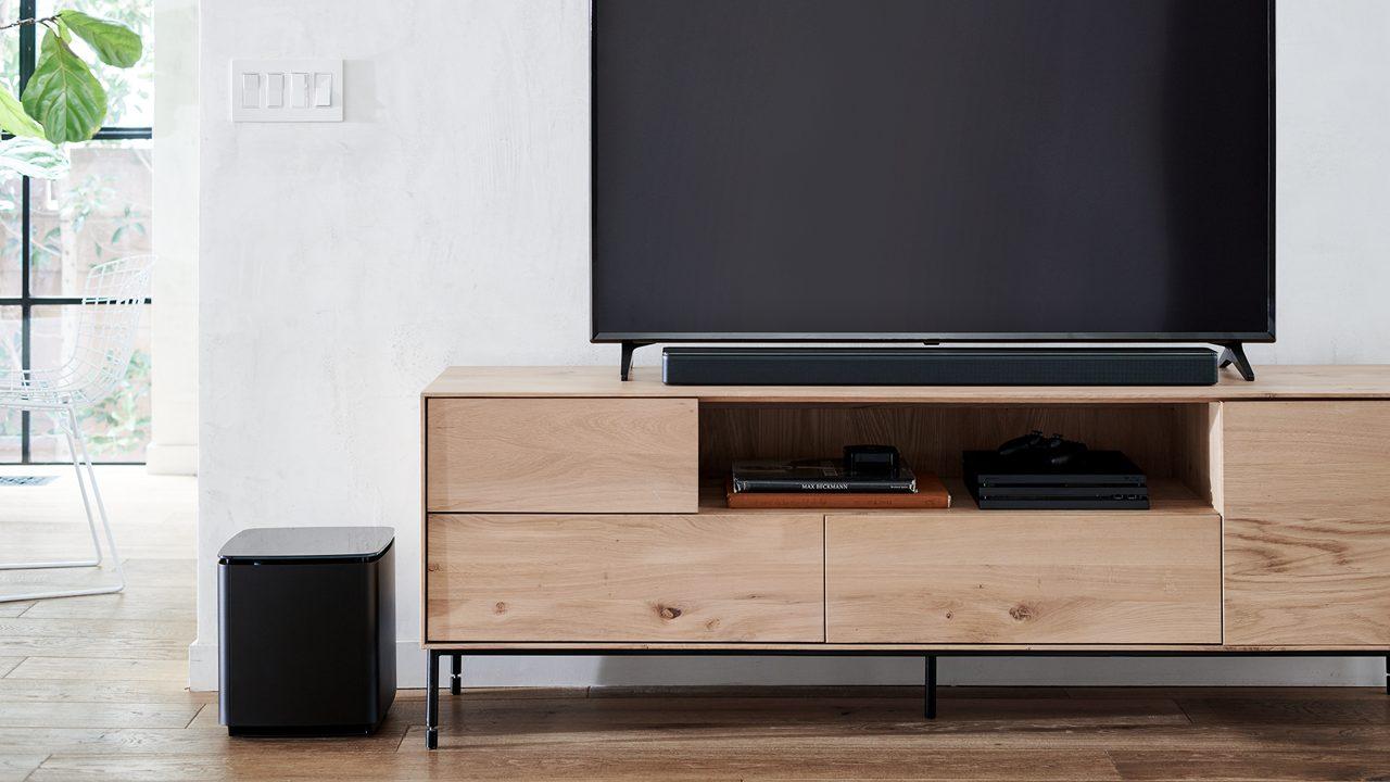 Loa Bluetooth Bose soundbar 500