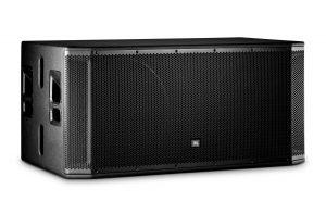 """Loa JBL SRX828S - Hệ thống loa siêu trầm thụ động kép 18"""""""
