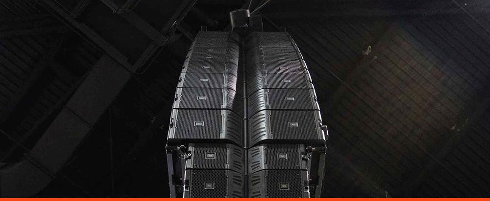 Đánh giá dòng loa array cao cấp JBL VTX V-Series