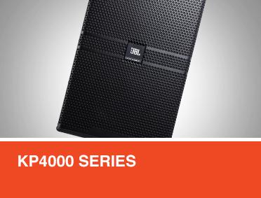 Tìm hiểu về dòng loa karaoke chuyên nghiệp JBL KP4000 Series