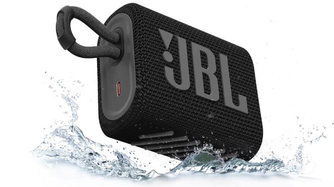 Loa di động JBL GO 3