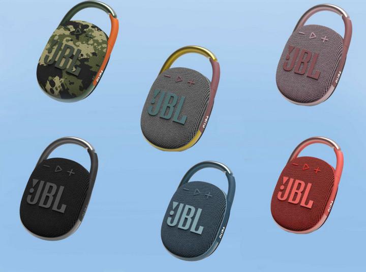 Loa di động JBL Clip 4