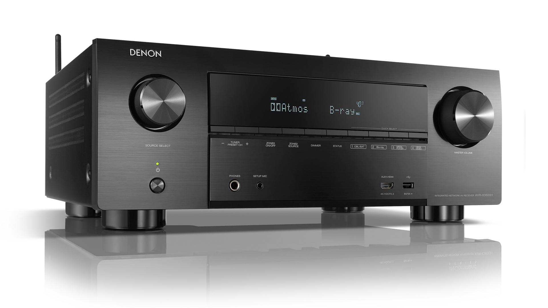 Cách thiết lập bộ thu AV để có âm thanh tốt nhất