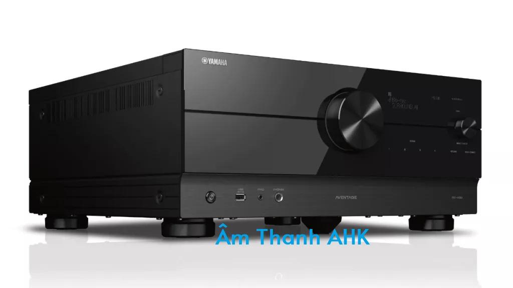 Yamaha ra mắt bộ thu AV 8K Yamaha RX mới với HDMI 2.1