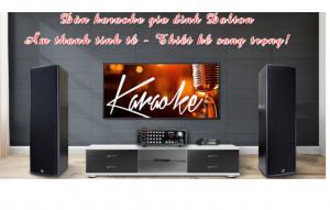 Karaoke chính hãng