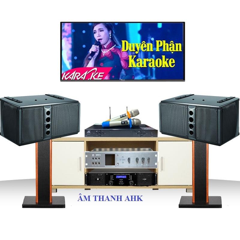 Dàn karaoke gia đình GD59 (Wharfedale 5190, H2800, X6000 pro, B5 Plus)