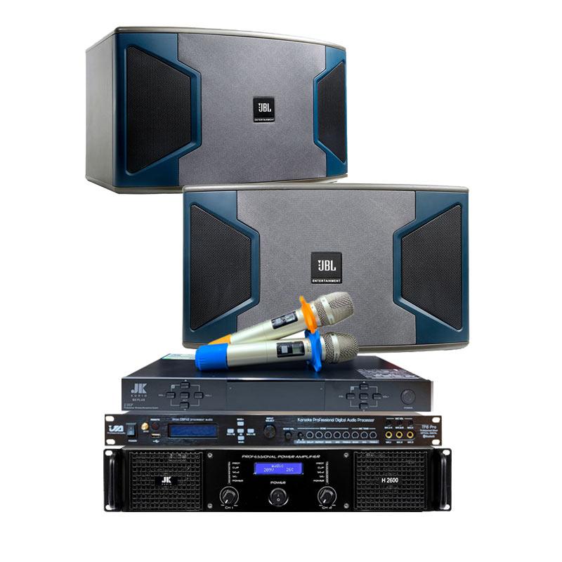 Dàn karaoke JBL Cao Cấp GD69 ( JBL KI312, H2600, TF6 Pro, B5 Plus)