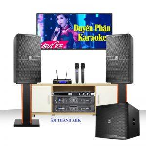dàn karaoke