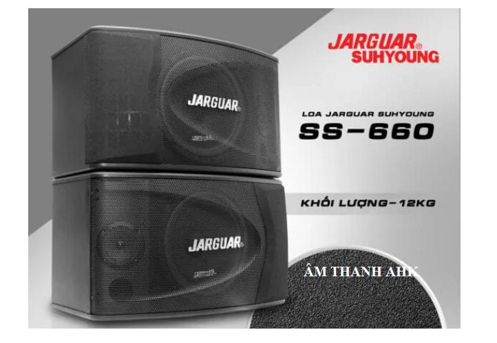 Loa JARGUAR SUHYOUNG SS-660