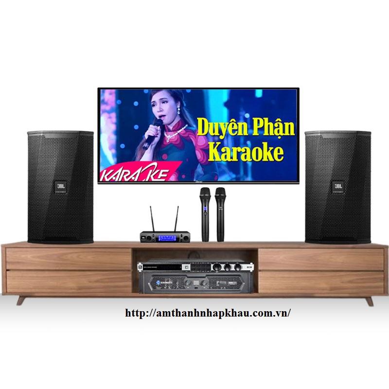 Dàn karaoke JBL cao cấp GD67 (JBL KPS2, Crown KVS700, JBL KX180, JBL VM300)