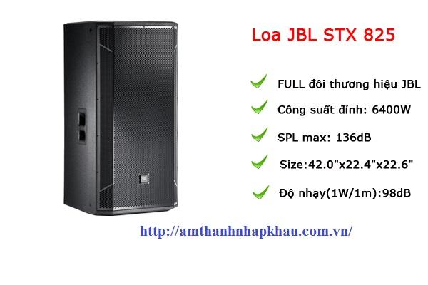 Loa hội trường JBL STX 825