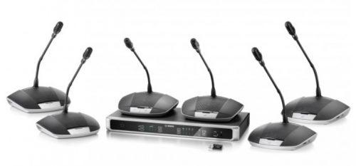 Hệ thống hội thảo kỹ thuật số Bosch CCS 1000 D