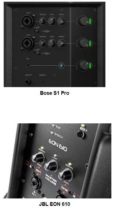 Thiết kế nút chỉnh của S1 Pro và Eon 610